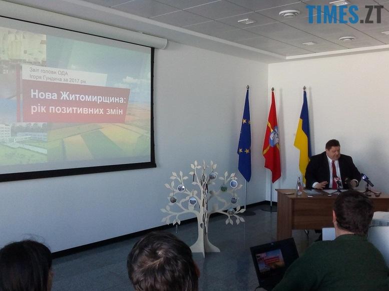 5 15 - Дерево Гундича: що обіцяв і що не виконав губернатор Житомирщини