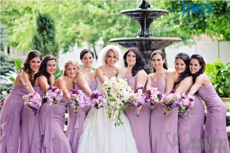 5 5 - Увійти в історію весілля як найкраща дружка