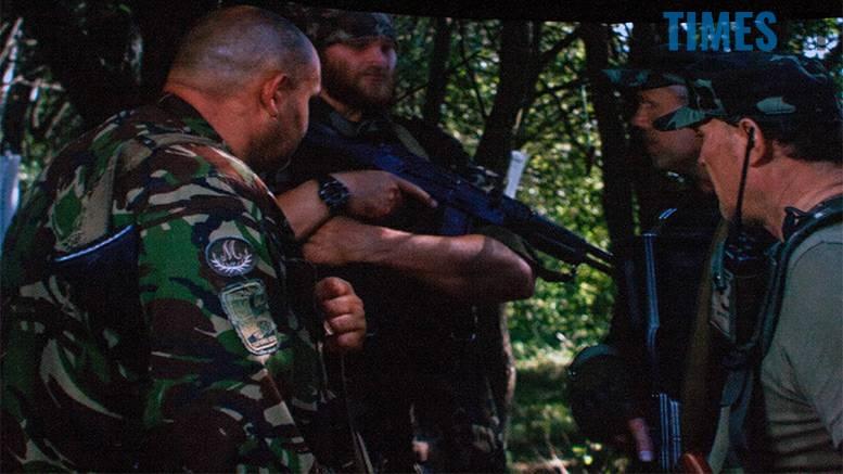 """7 8 - """"Ми армією не займаємось!"""" У Житомирі новий фільм про війну на Сході (фото, відео)"""