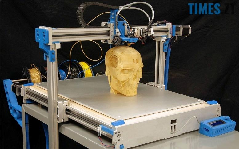 Біологічний 3D-принтер | TIMES.ZT