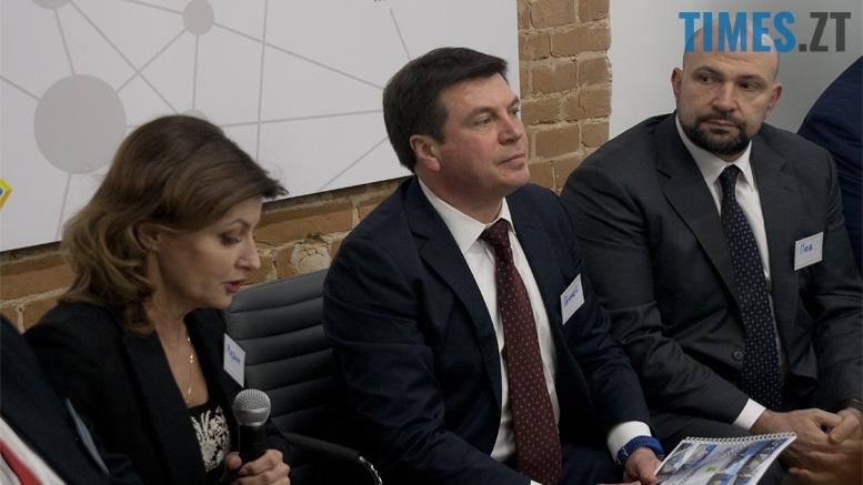 1 - М. Порошенко та Г. Зубко хочуть розвивати інклюзивну освіту на Житомирщині