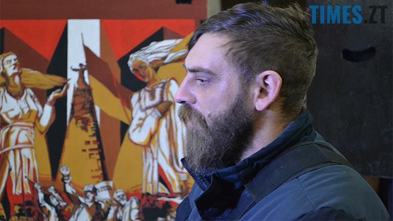 16 2 - У Житомирі спробували відтворити київський Майдан