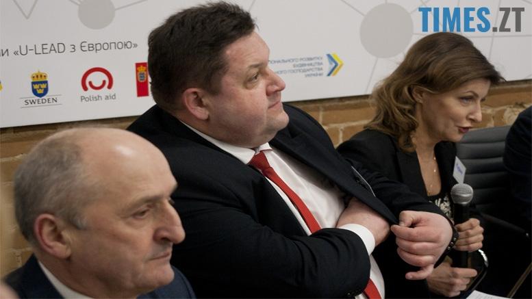 35 - М. Порошенко та Г. Зубко хочуть розвивати інклюзивну освіту на Житомирщині