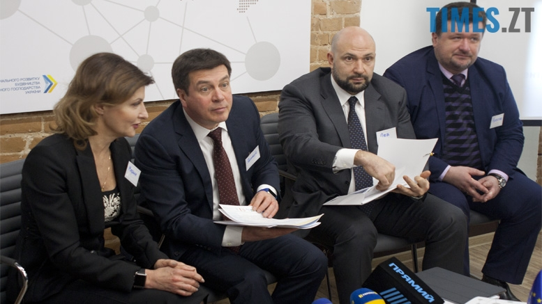 8 - М. Порошенко та Г. Зубко хочуть розвивати інклюзивну освіту на Житомирщині