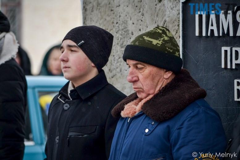 DSC 0287 Копировать - Новим бульваром Житомира проїхала самохідна гармата «Нона-СВК» (фото, відео)