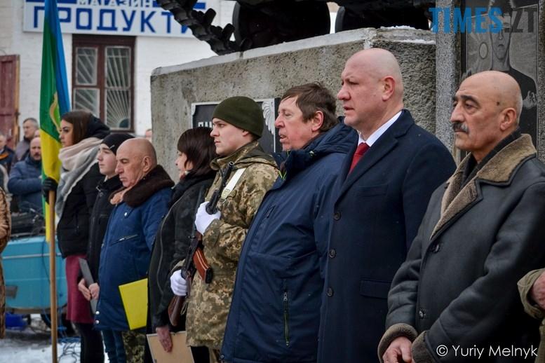 DSC 0295 Копировать - Новим бульваром Житомира проїхала самохідна гармата «Нона-СВК» (фото, відео)