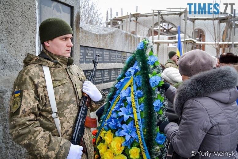 DSC 0403 Копировать - Новим бульваром Житомира проїхала самохідна гармата «Нона-СВК» (фото, відео)
