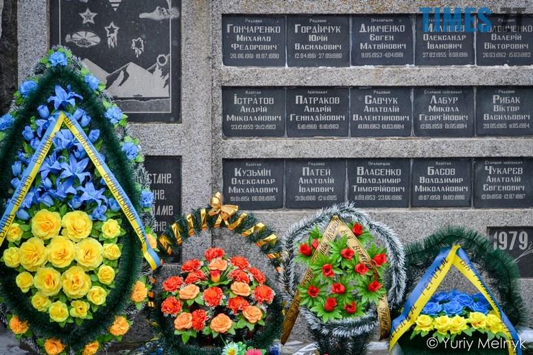 DSC 0405 Копировать - Новим бульваром Житомира проїхала самохідна гармата «Нона-СВК» (фото, відео)