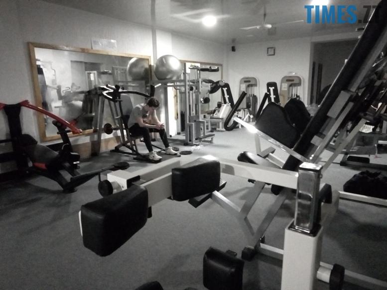 Житомир. Тренажерна зала Xtreme Fitness - всередині | TIMES.ZT