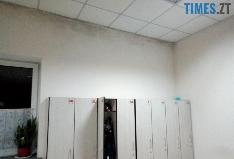 Житомир. Тренажерна зала Yes! Sport - роздягальня2 | TIMES.ZT