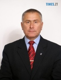 Мер Радомишля Соболевський Олег Вікторович    TIMES.ZT