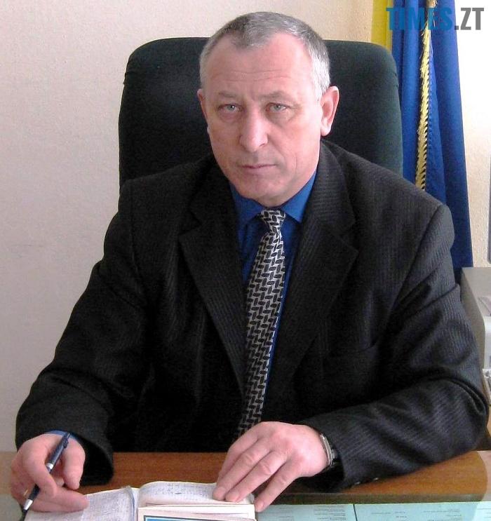 Мер Народичів Леончук Анатолій Олександрович    TIMES.ZT