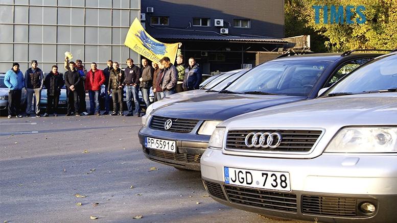 Авто на європейських номерах | TIMES.ZT