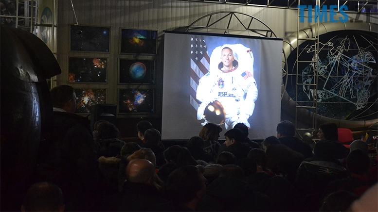 имени 4 1 - «Х'юстон, у нас проблеми!» Американський астронавт у Житомирі (відео, фото)