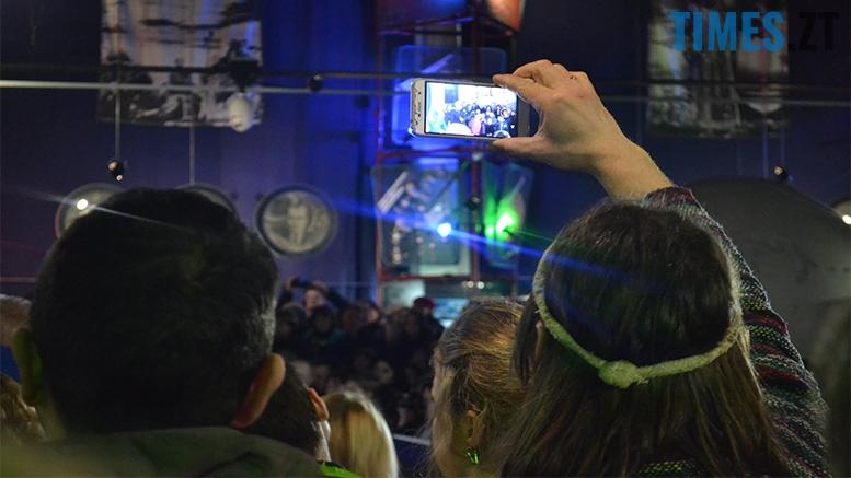 имени 5 1 - «Х'юстон, у нас проблеми!» Американський астронавт у Житомирі (відео, фото)