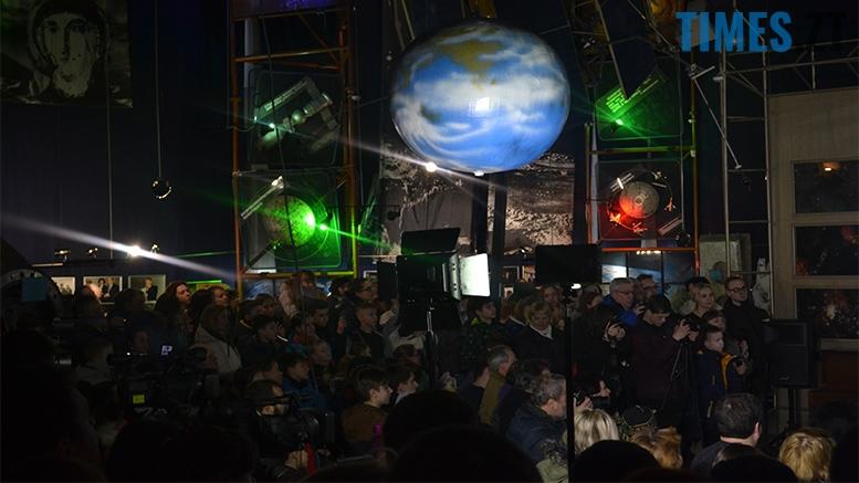 имени 7 1 - «Х'юстон, у нас проблеми!» Американський астронавт у Житомирі (відео, фото)
