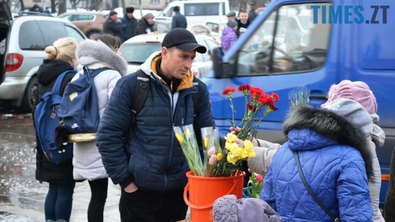13 - Як у Житомирі «відстраждали» останнє святкове 8 Березня (відео, фото)