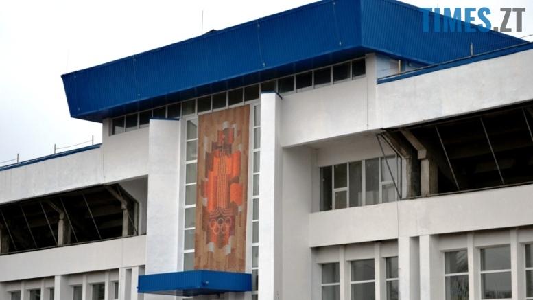 20 - Стадіон «Полісся» «прикрашатиме» дбайливо реставрована радянська символіка?