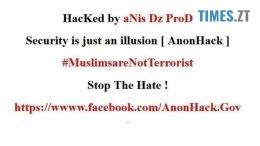 """24 260x146 - Сайт Житомирської облради зранку заблокували """"мусульманські"""" хакери"""