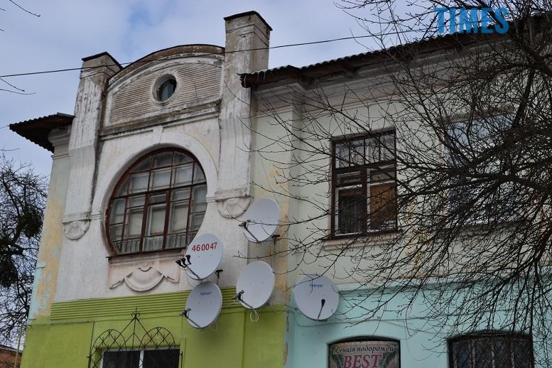 15 - Гордість і Ганьба Житомира: облуплена перлина на Великій Бердичівській, 37