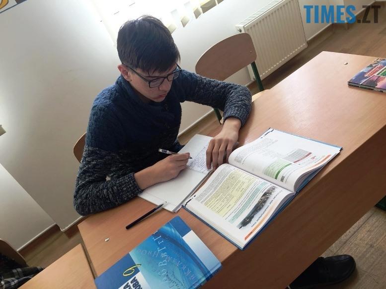 3 16 - ЗНО: реєстрація завершена; учні Житомира не бажають складати російську