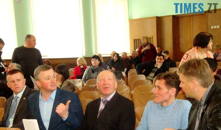 4 8 - Як Житомирська районна рада відправляла у відставку Порошенка