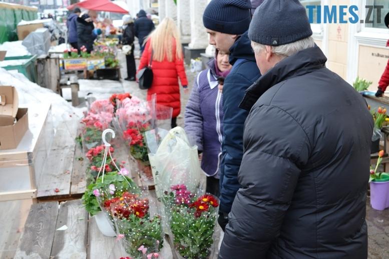 7 3 - Як у Житомирі «відстраждали» останнє святкове 8 Березня (відео, фото)