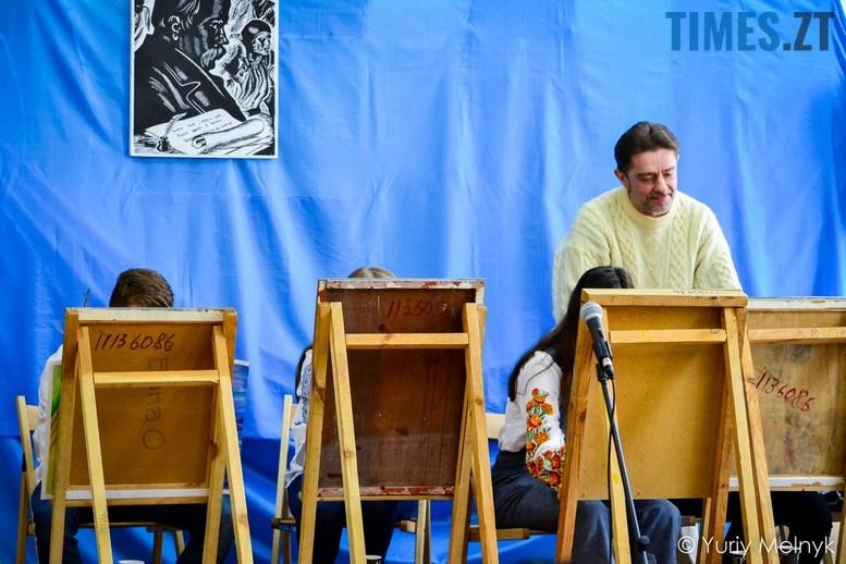 1 11 Копировать - День Шевченка у Бердичеві: молодь не прийшла на урочисту ходу