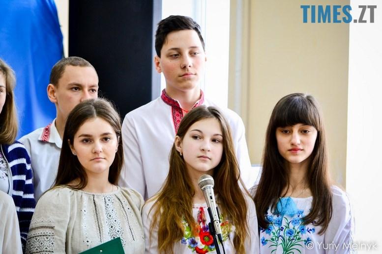 1 14 Копировать - День Шевченка у Бердичеві: молодь не прийшла на урочисту ходу