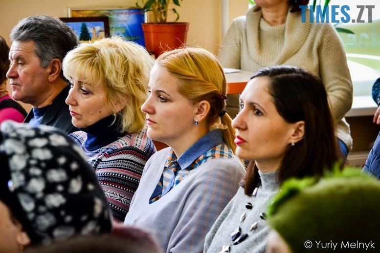 1 4 Копировать - День Шевченка у Бердичеві: молодь не прийшла на урочисту ходу