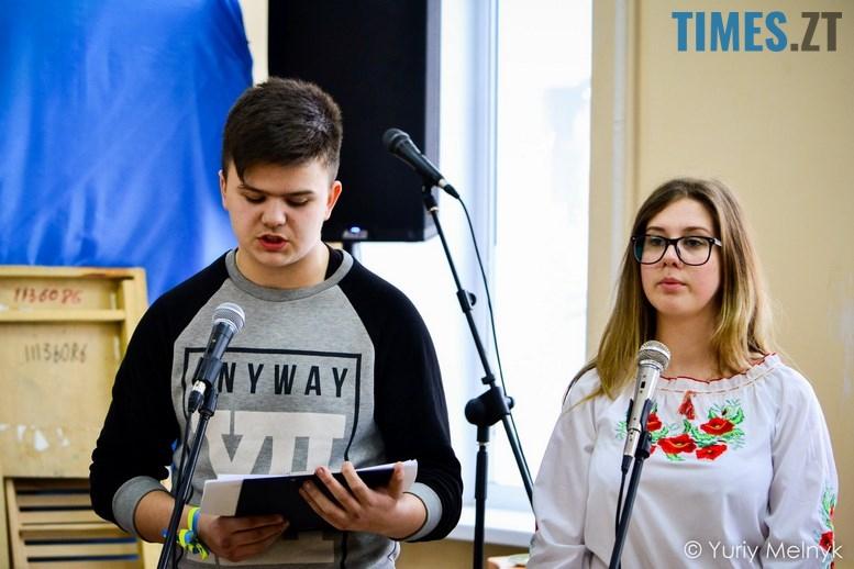 1 6 Копировать - День Шевченка у Бердичеві: молодь не прийшла на урочисту ходу