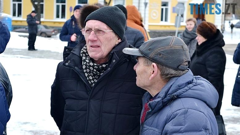 17 - «Путін – злочинець! Порошенку – імпічмент!» Мітинг у Житомирі