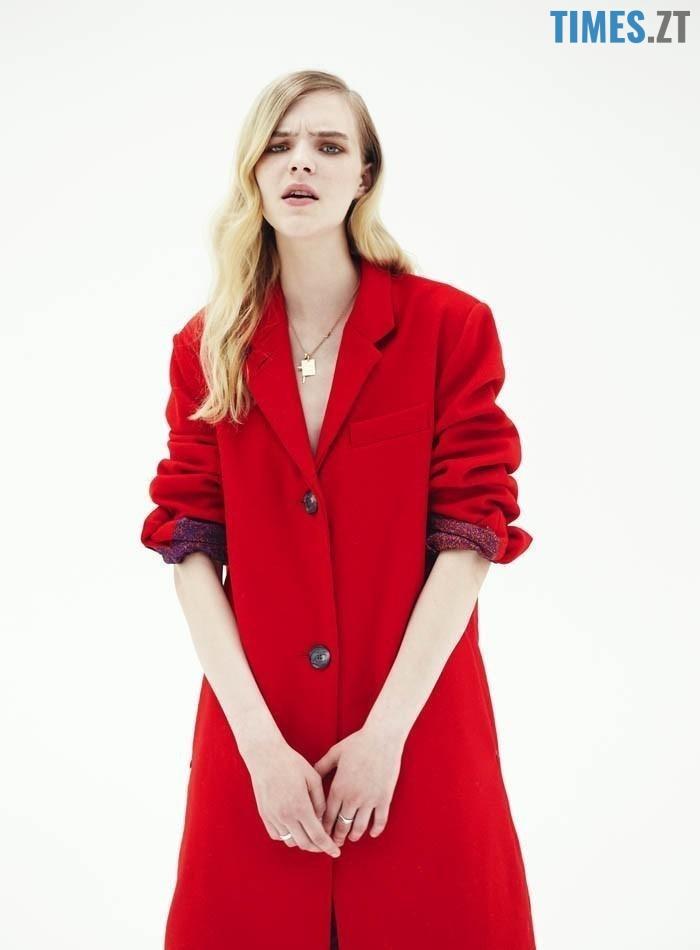 Даша Куровська, модель | TIMES.ZT
