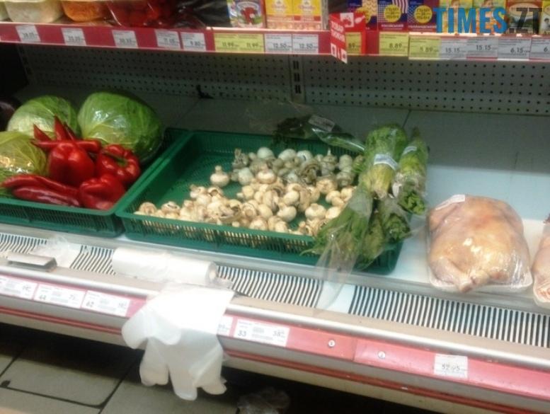 IMG 6334 - Супермаркет «Квартал»: просто низька охайність