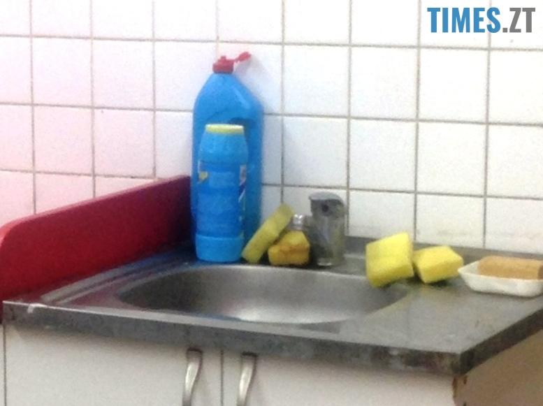 IMG 6339 - Супермаркет «Квартал»: просто низька охайність