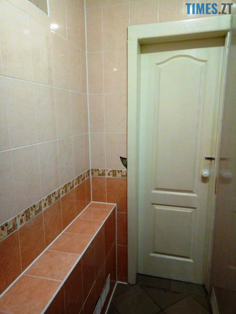 Тренажерний зал NRG - туалет 2 | TIMES.ZT