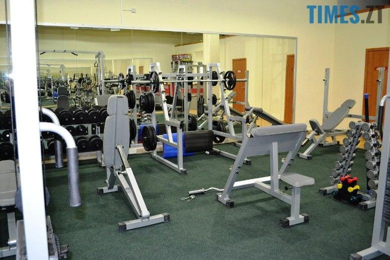 Тренажерний зал Fitness City - тренажери | TIMES.ZT