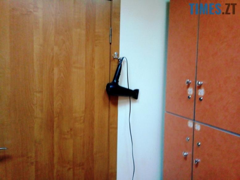 Тренажерний зал Fitness City - шафи | TIMES.ZT