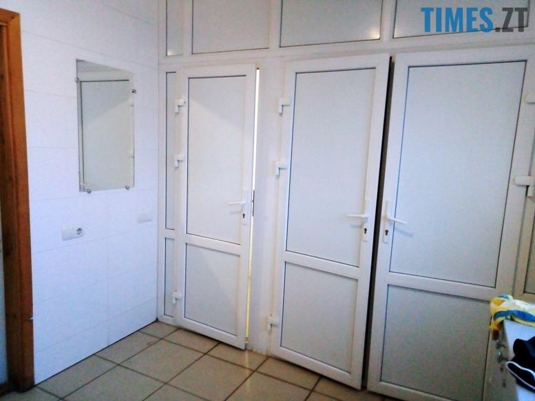 Тренажерний зал Muscle Hulk - душові та туалет | TIMES.ZT