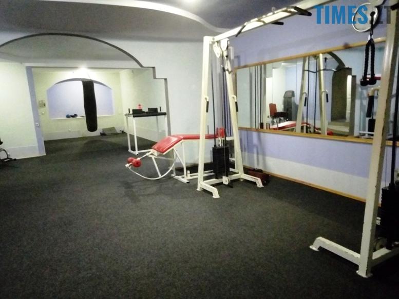 Тренажерний зал NRG - всередині | TIMES.ZT