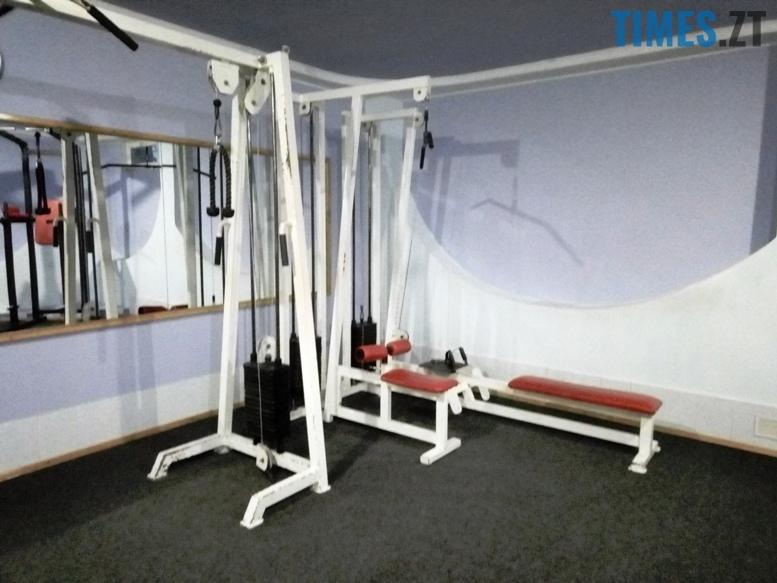 Тренажерний зал NRG - тренажери | TIMES.ZT