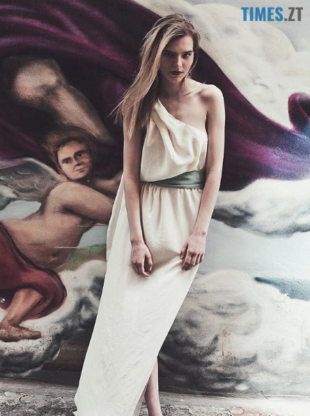 dasha kurovskaja picture - Крах долі: від моделі зі світовим ім'ям – до «пацанки» з Житомира…