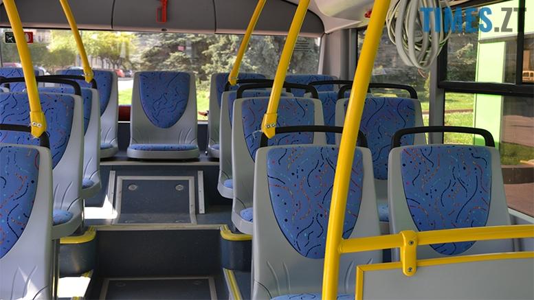 имени 14 1 - Зубко і Сухомлин помацали застарілі автобуси з ворожої держави