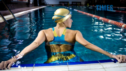 1 260x146 - Королева тріатлону Юлія Єлістратова: «Тренуюсь 7 днів на тиждень…»