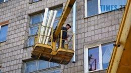 2 2 260x146 - Будинку на вулиці Лятошинського - труба (відео, фото)