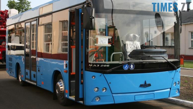 2 - Протягом 10 днів у Житомир прибудуть перші автобуси з Білорусі