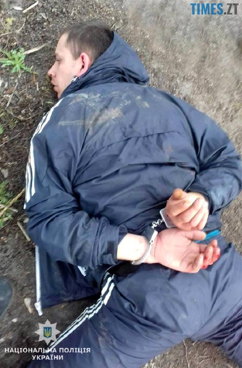 3 5 - Житомиряни допомогли знайти і затримати вбивцю-втікача