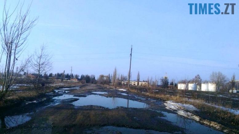 5 - «Дорога смерті» з ямами-басейнами у Коростишівському районі