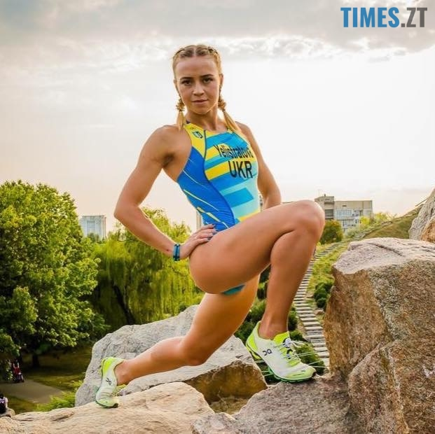 8 2 - Королева тріатлону Юлія Єлістратова: «Тренуюсь 7 днів на тиждень…»