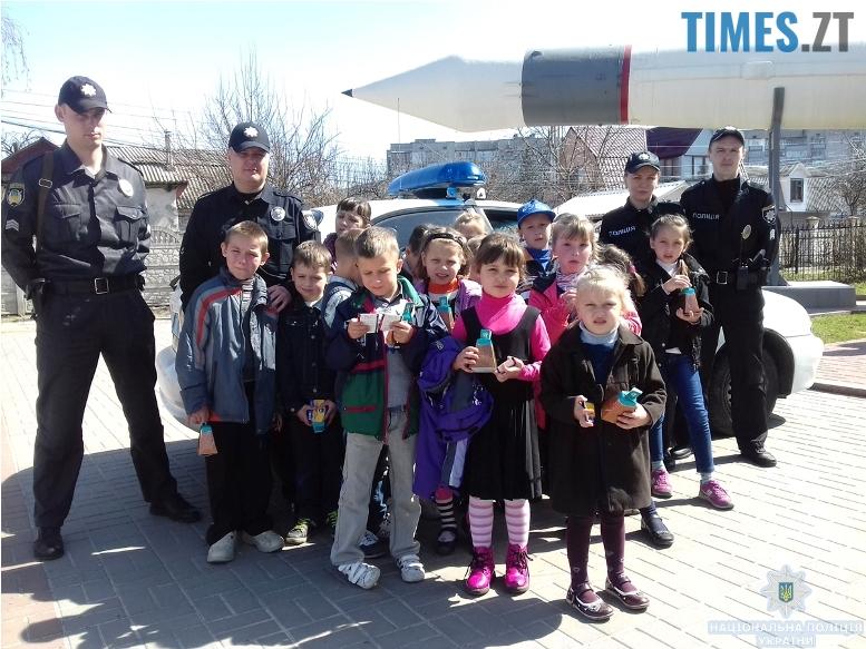 muzey - Поліція влаштувала «космічну» екскурсію для нещасних дітей